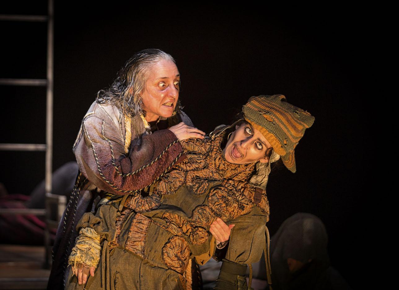 """Fuera de foco: """"Rey Lear"""", por Manolo Cortés"""