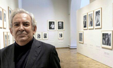 Ricardo Martín, el fotógrafo que estuvo allí