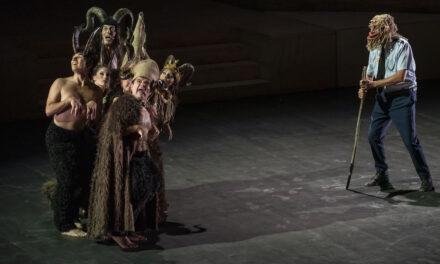 """""""Saguntilíada"""", el amor al teatro de Hongaresa"""