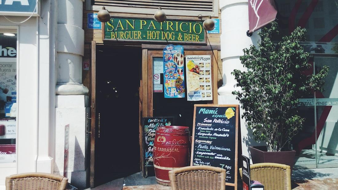 Cafeteria San Patricio