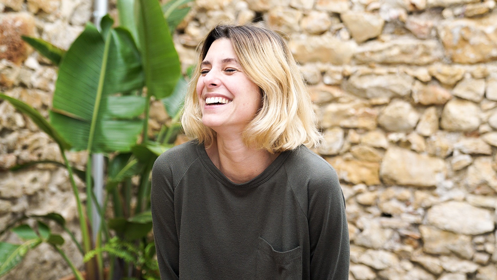 Un vermut con Sandra Sancho