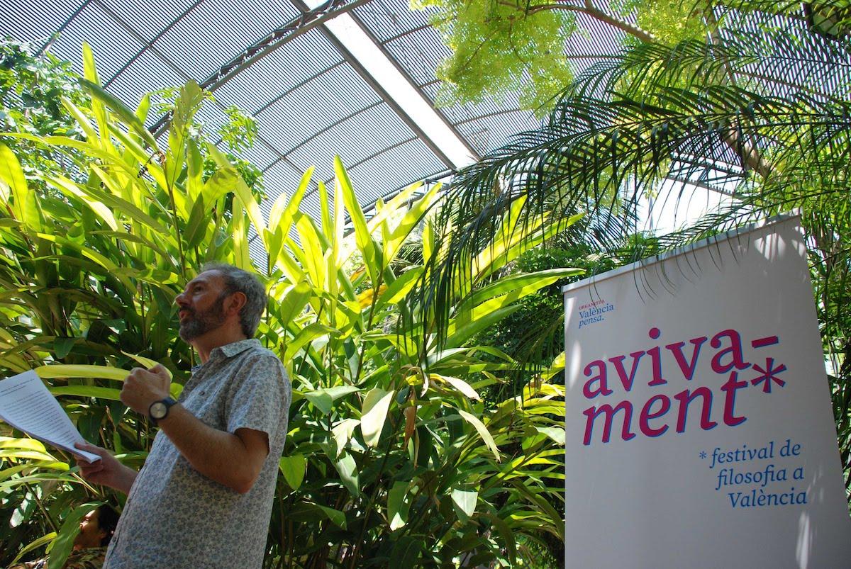 Santiago Beruete, el filósofo verde