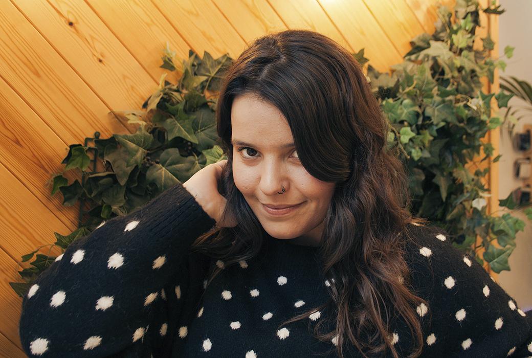 Un vermut con Sara Olivas