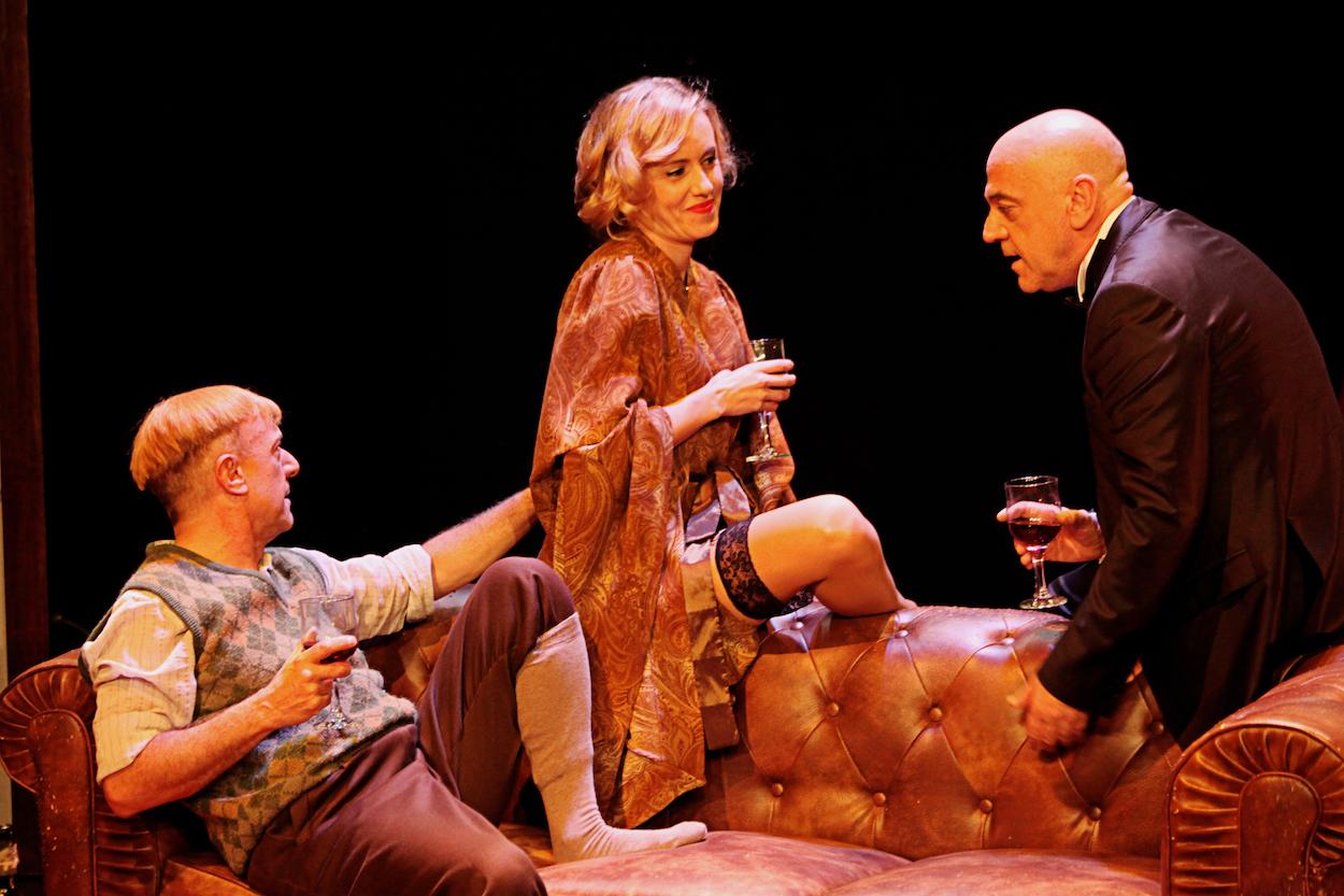 """""""Shakespeare en Berlín"""", cuando hay que escuchar al teatro"""