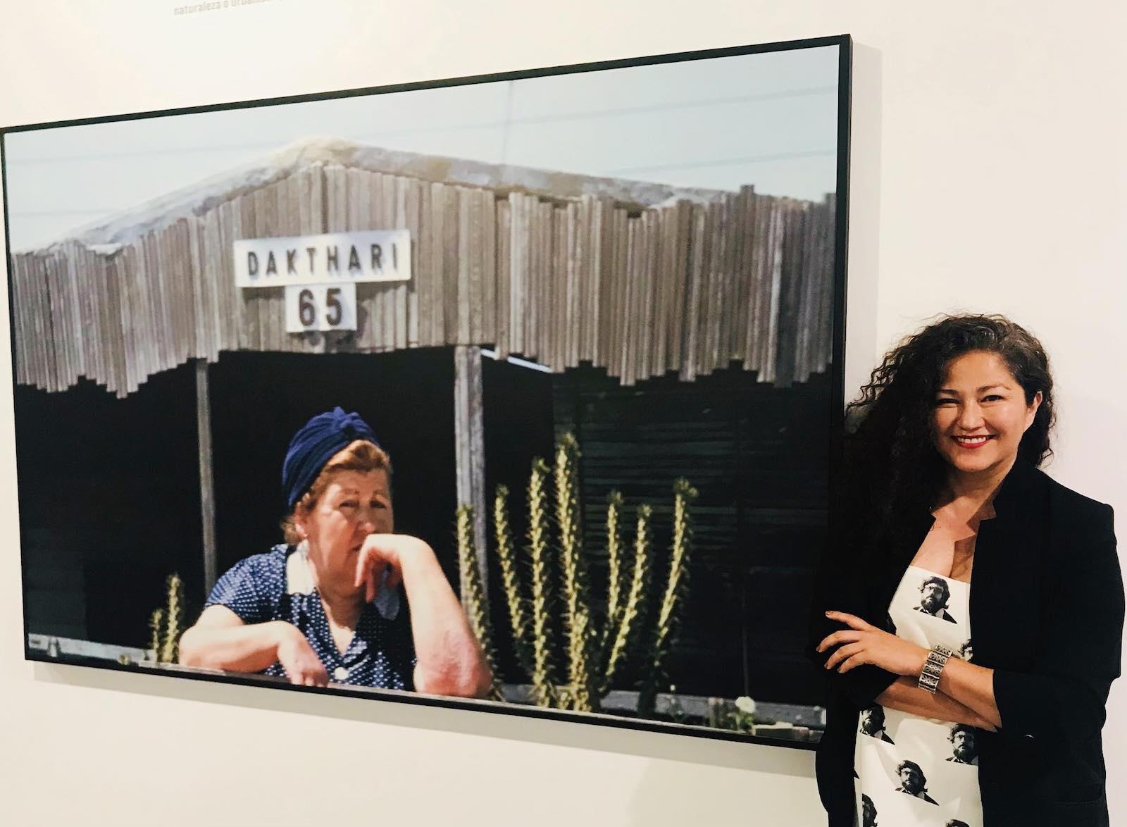 """Tania Castro: """"Jarque era una referencia en el mundo fotográfico, en el editorial y en el intelectual"""""""