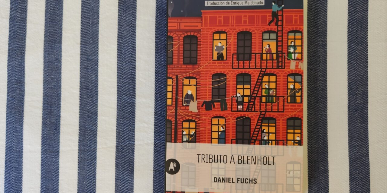 """""""Tributo a Blenholt"""" (Daniel Fuchs)"""