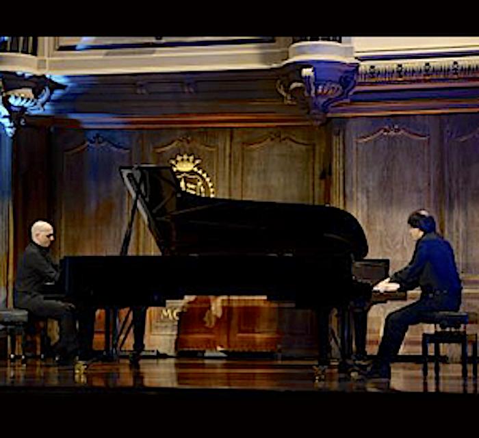 Beethoven a dos pianos