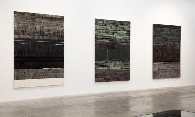 Juan Uslé. Ojo y paisaje