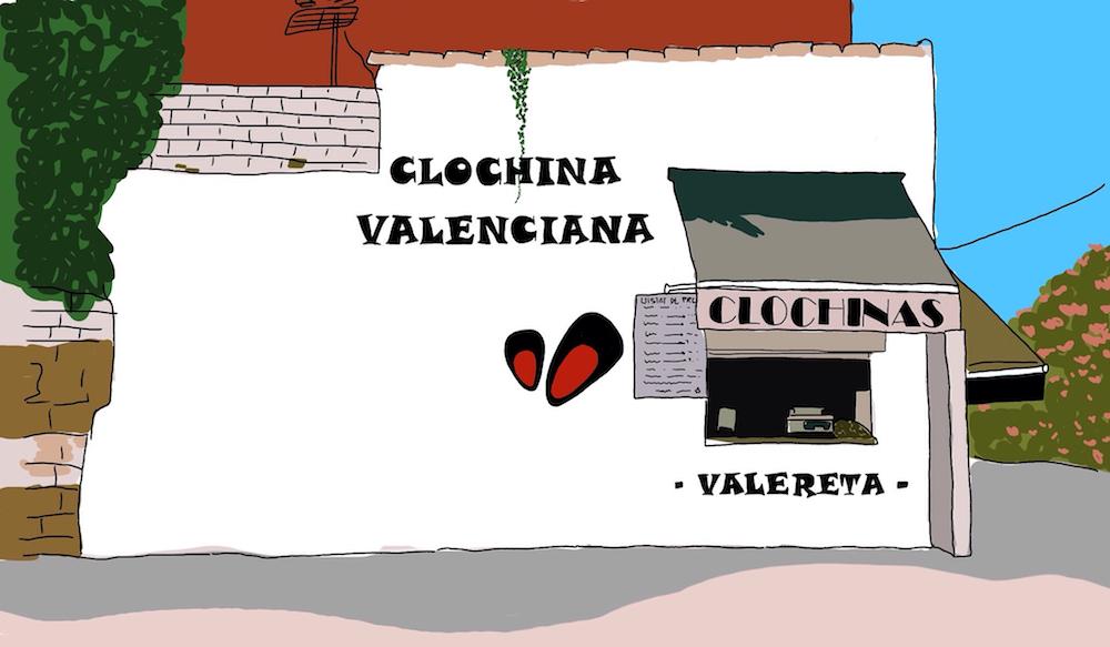 Valencia bien vale una clóchina