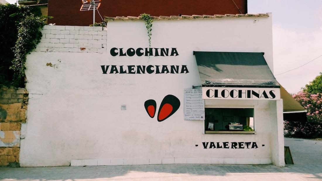 Clóchinas Valereta.