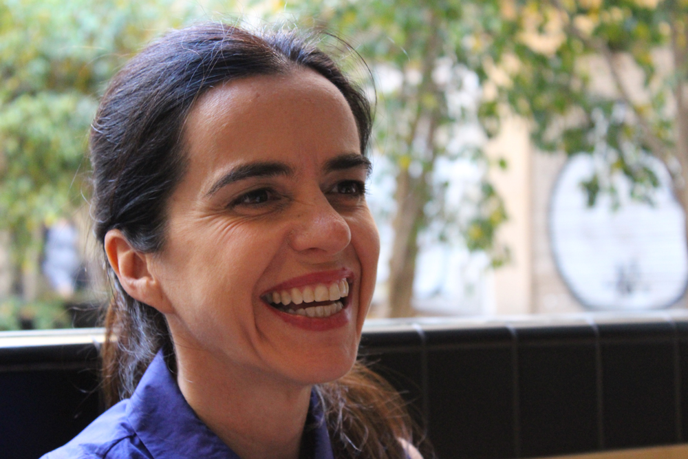 Verónica Andrés, el oficio de ser actriz