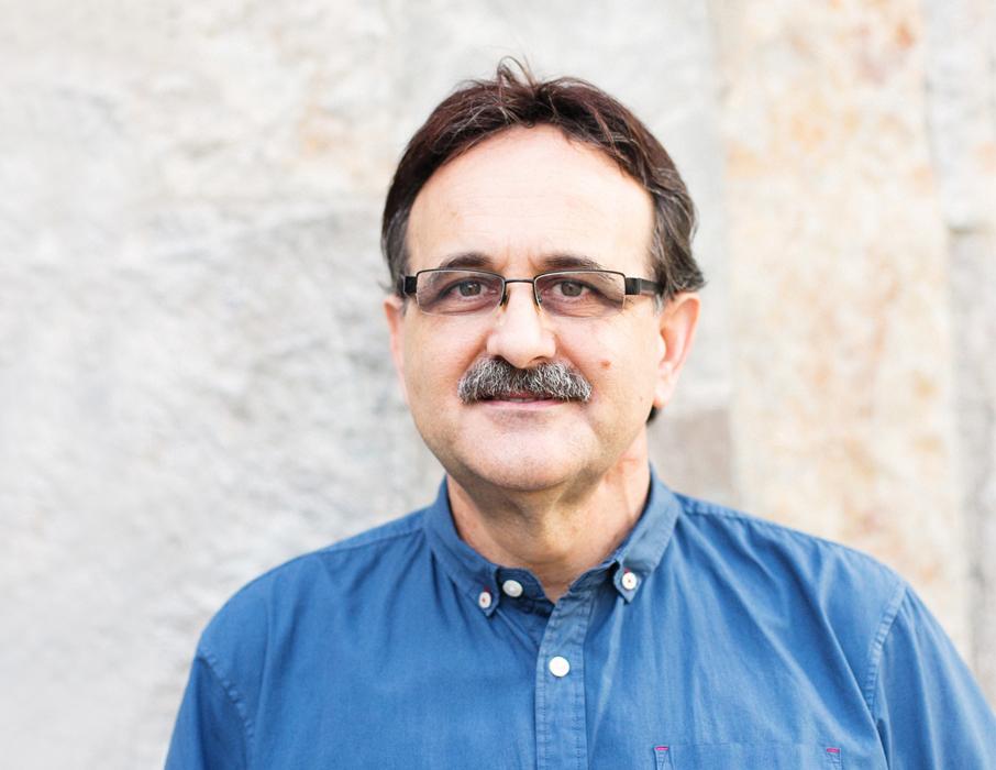 Un vermut con Vicente Gallega