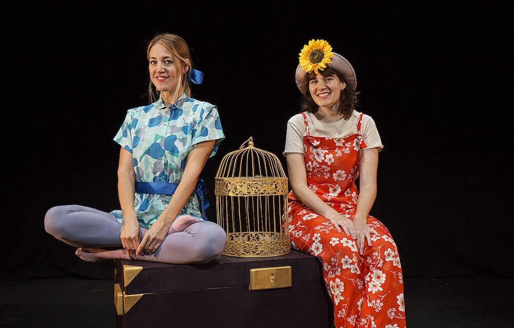 """""""Ximpún"""", teatro infantil que habla de las despedidas"""