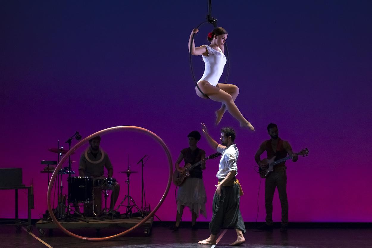 YOLO: ¡Viva el circo!