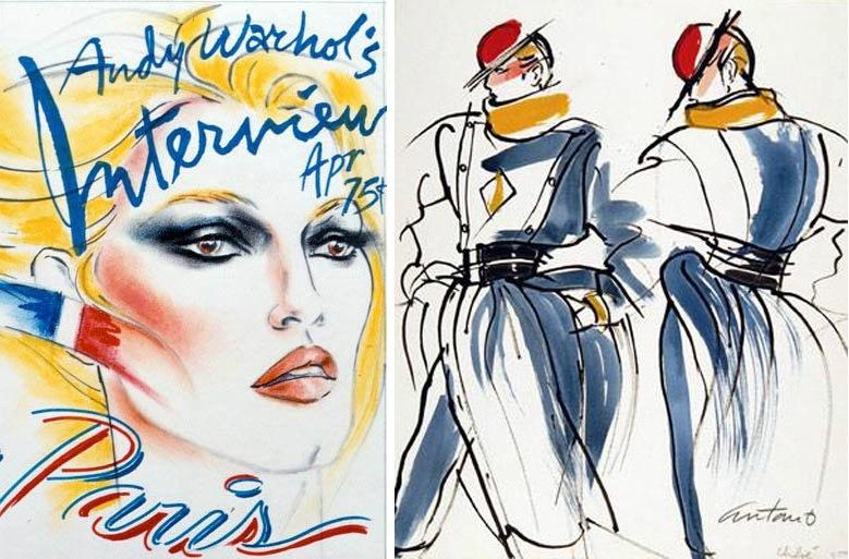 Andy Warhol Magazine: Interview (Abril 1975)