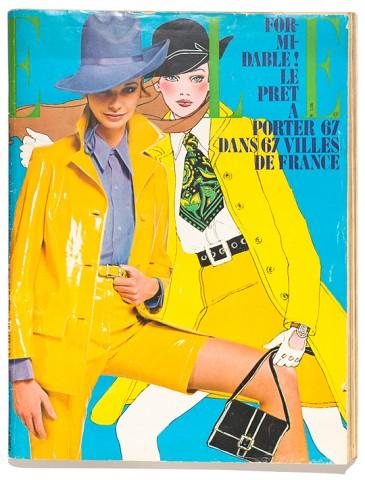 Elle Magazine, 1967