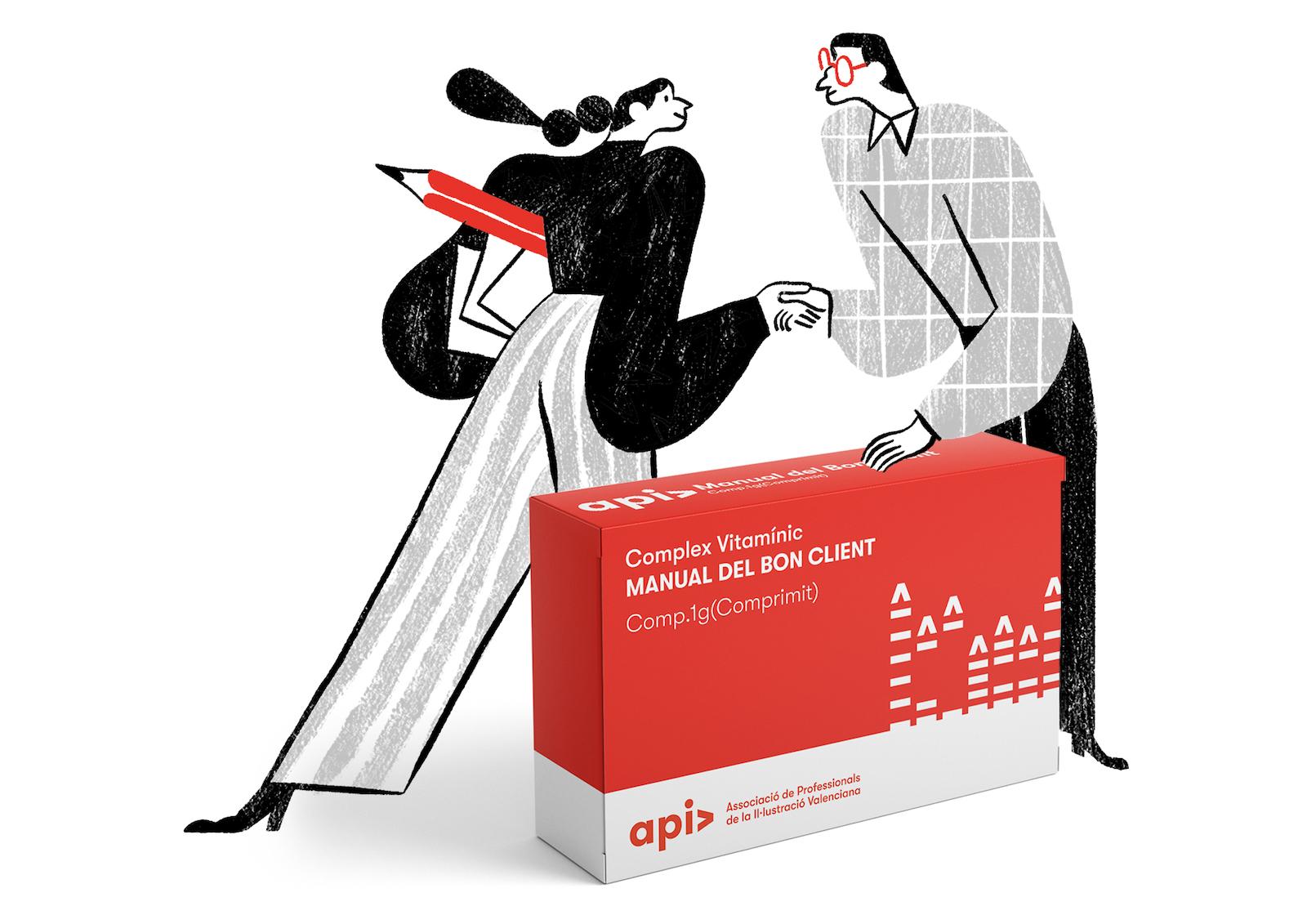 La APIV receta un Manual del Buen Cliente