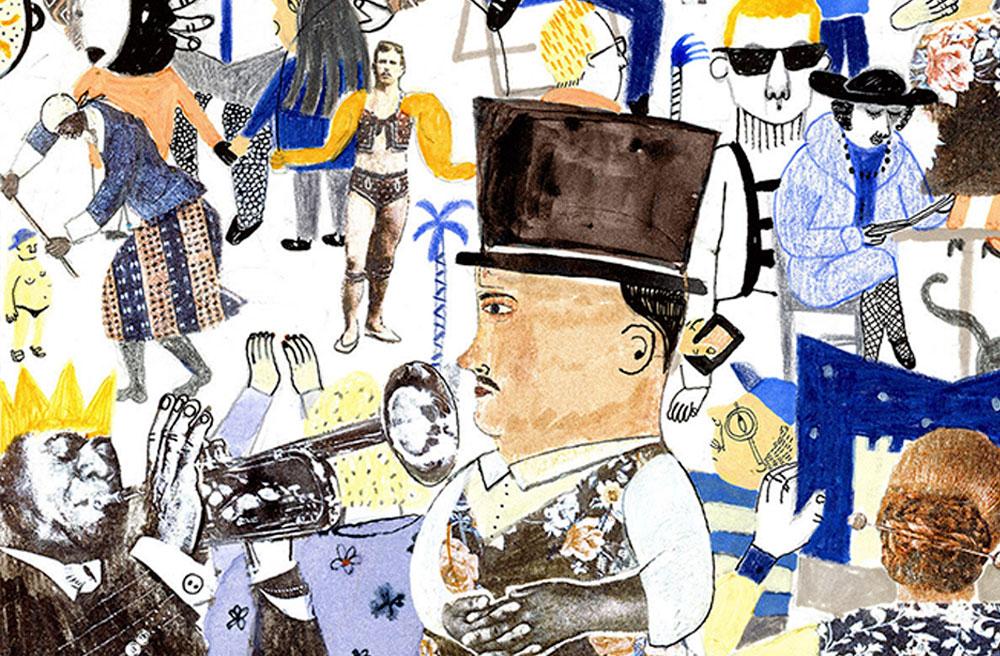 Baba Kamo, la gran fiesta del libro ilustrado