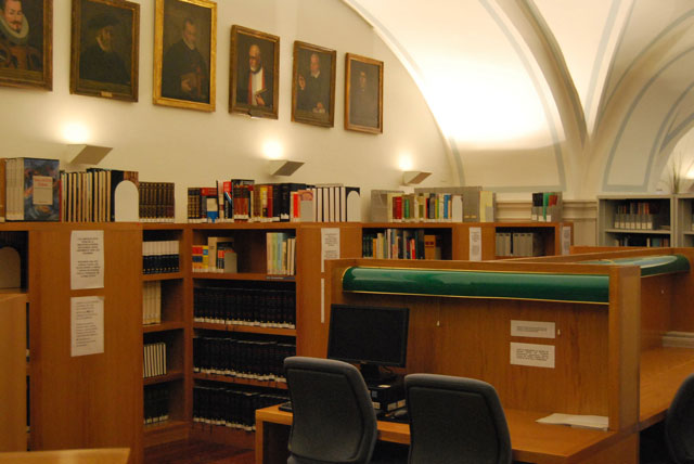 Biblioteca Museo San Pío V