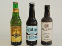 Tres cervezas para cualquier momento