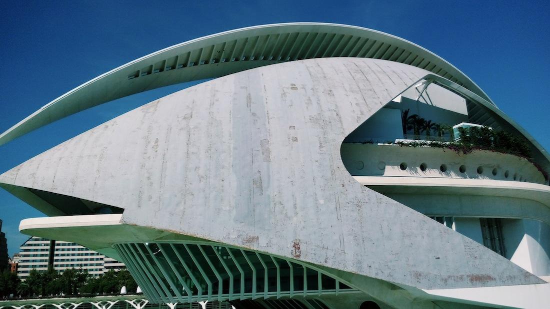 Palau de les Arts.