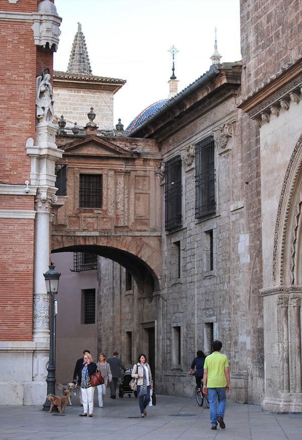 Calle Barchilla