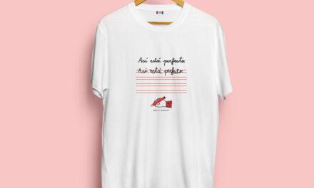 Cachete Jack, Joan Quirós y Lawerta ilustran camisetas exclusivas para Rubio