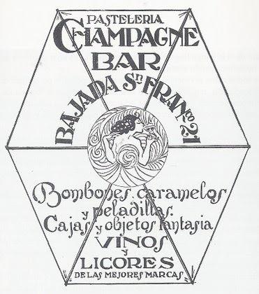 logo Champagne Bar