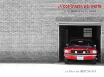"""Malatesta Records presenta """"La Conquista del Oeste"""", un libro de Néstor Mir"""