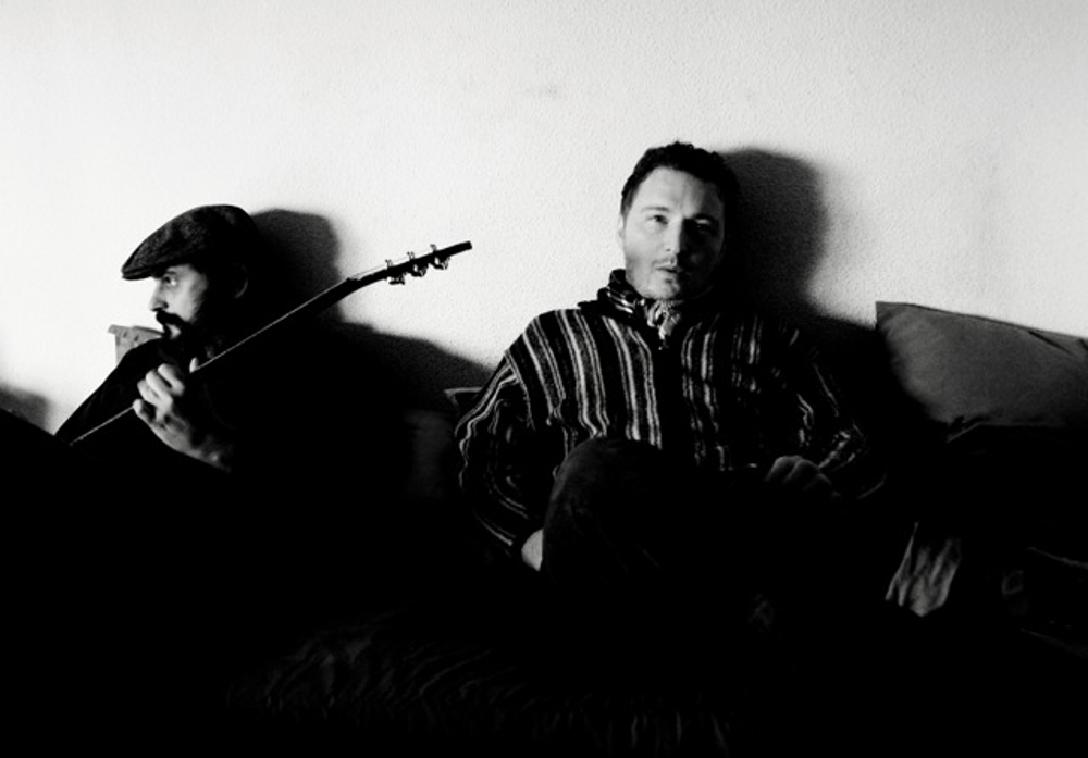 Diego Summo y John Martínez. Foto: Stella Blasco Berlanga