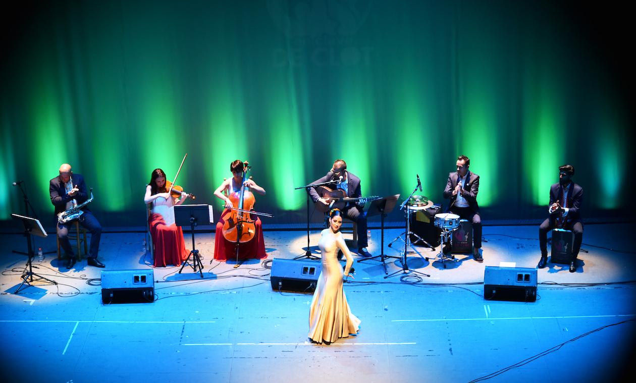 Flamenco + clásica = En Clave de Clot