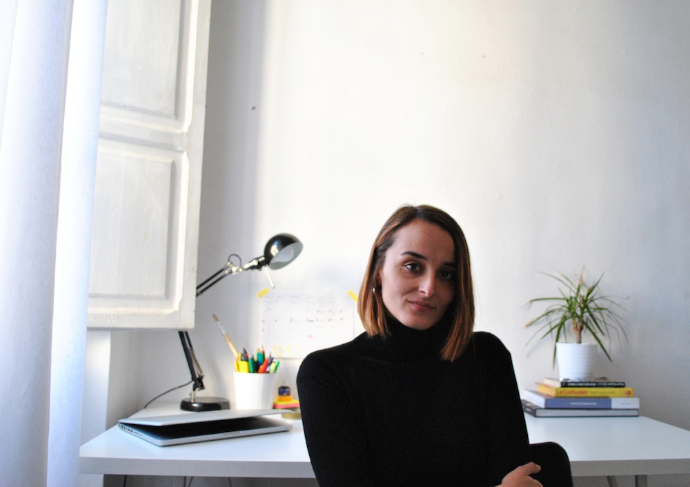 Un vermut con Eugenia Gómez Marchante