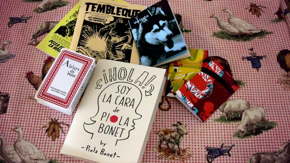 fanzines-Tenderete-Verlanga-revistas-Valencia-autoedicion