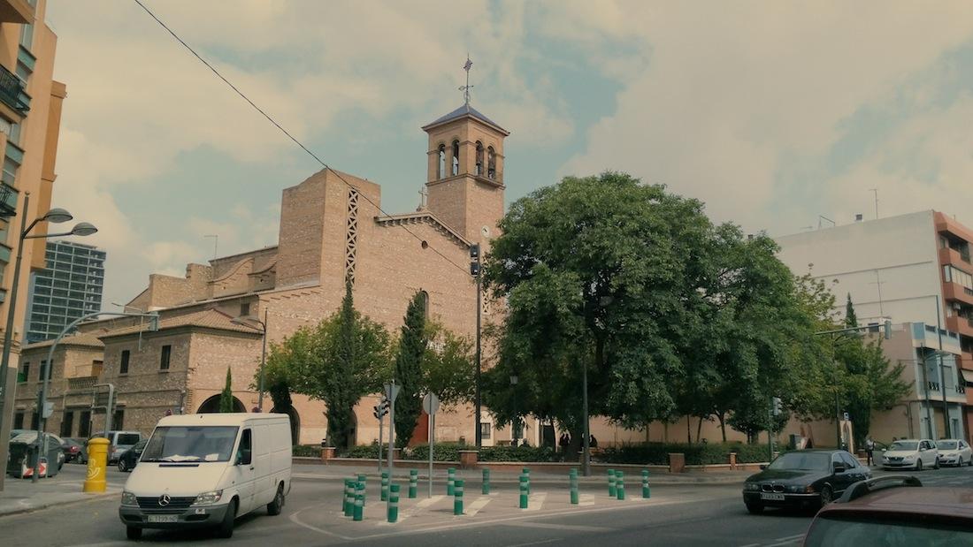 Iglesia parroquial de Nuestra Señora de Gracia.