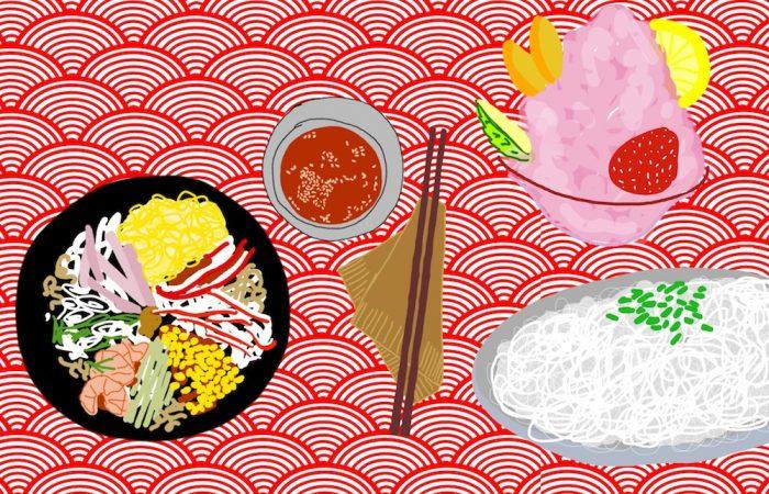 Un verano japo-mexicano