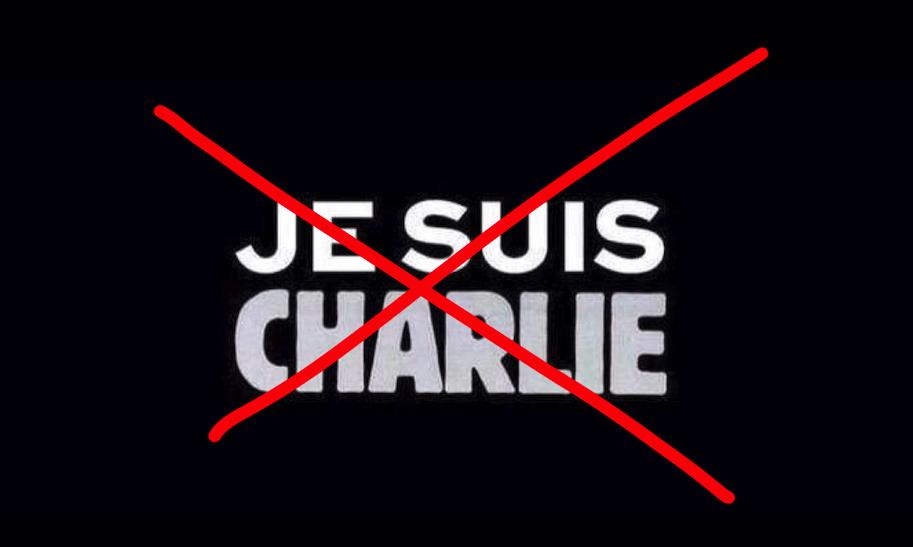 Ya nadie es Charlie Hebdo