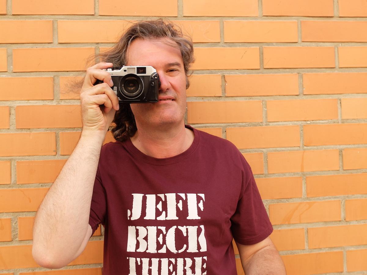 El fotógrafo que retrataba la ciudad desde los autobuses