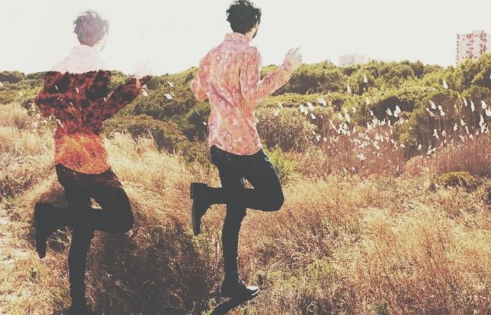 El hombre que corría con los búfalos