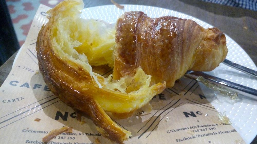 Nuez Café Valencia pastelerías Cafetería