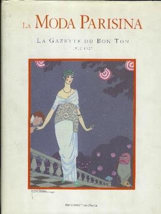 la_moda_parisina-La_gazette_du_bon_ton-libros_de_moda