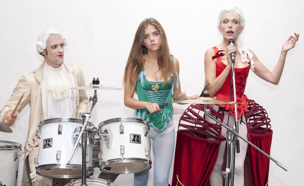 Edu Soto, Lucía Díez y Carmen Conesa.