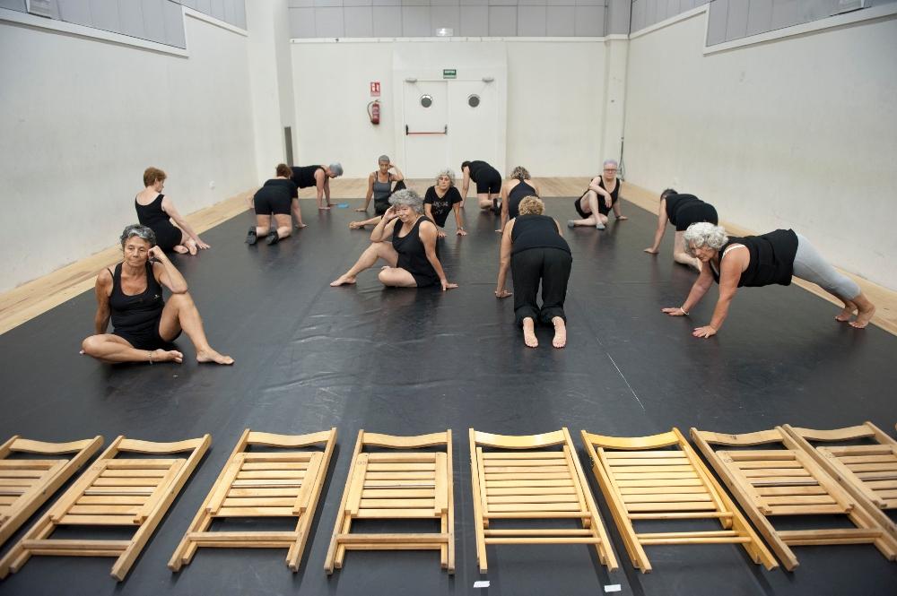 Si eres mujer, tienes más de 65 años y bailas… Dansa València te busca