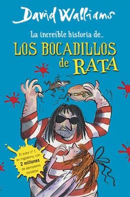 libro los bocadillos de rata
