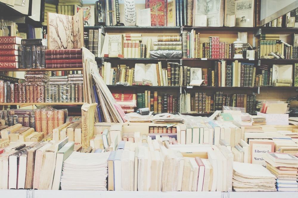 Los libros de los otros (II)