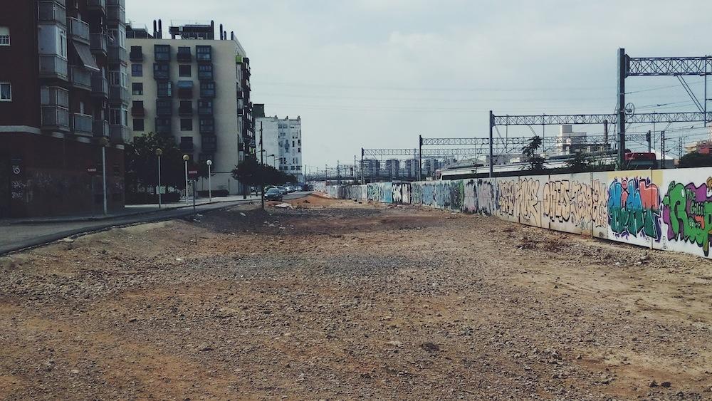 Avenida del Poeta Federico García Lorca.