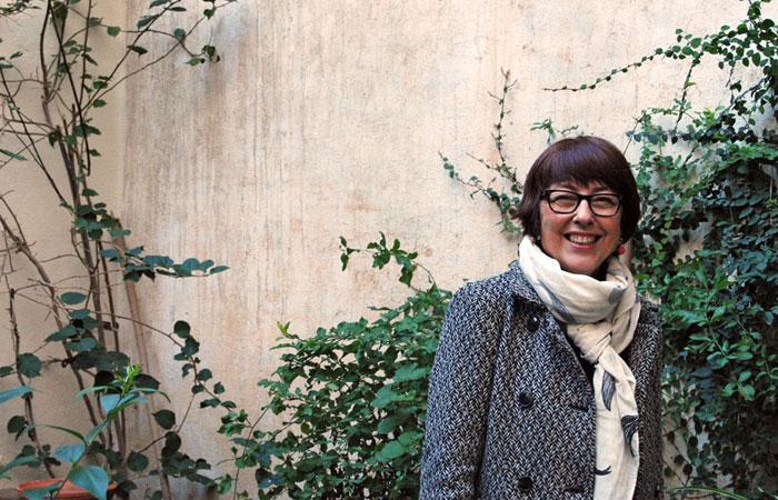 Lupe Martínez. Foto: Diego Obiol