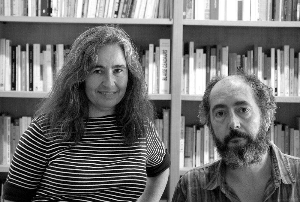 Begoña Lobo y Vicente Ferrer. Fotos: Diego Obiol