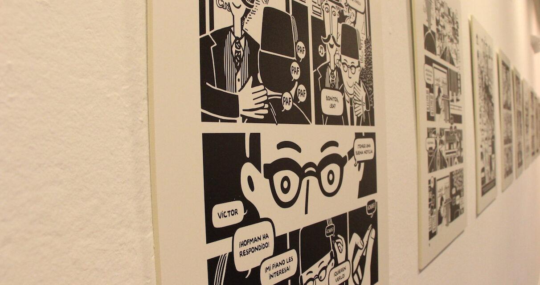 """""""Nuevas realidades del cómic árabe mediterráneo"""" en Mostra Viva"""