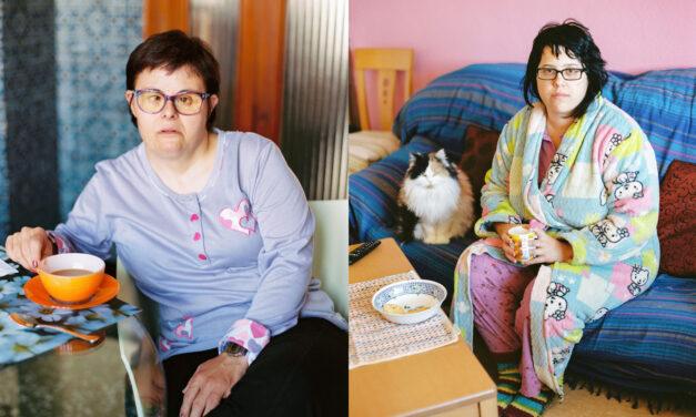 Las fotografías de Gema González plantan cara al mito de la belleza femenina