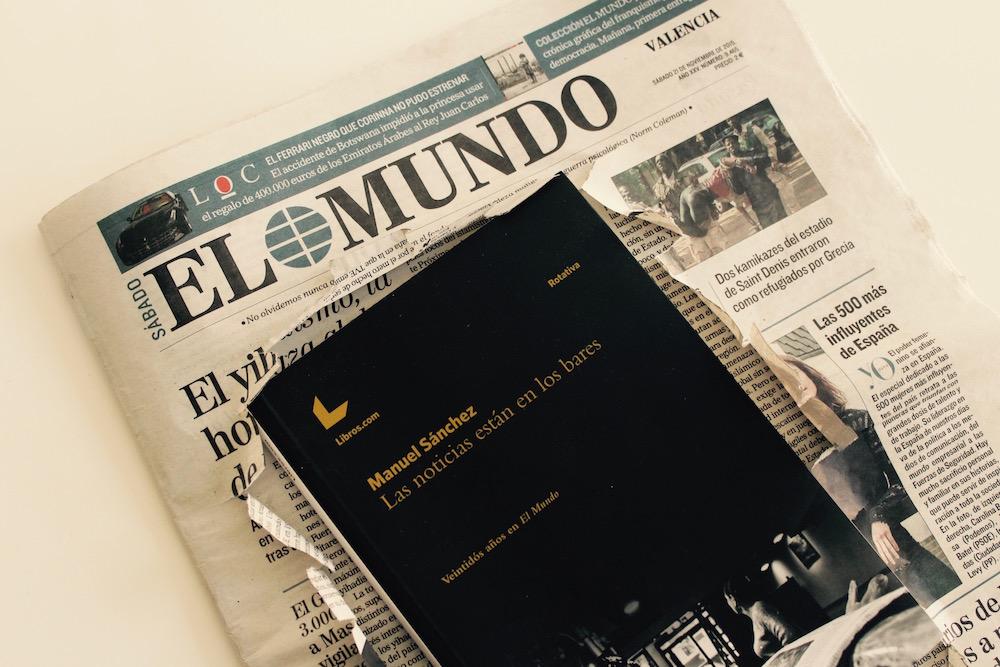 Viaje al interior de un diario